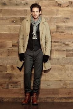 Todd Snyder Fall/Winter 2012.  Men's Style Blog.