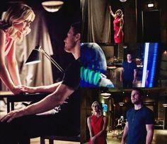 Arrow - Oliver & Felicity #Season4 #Olicity