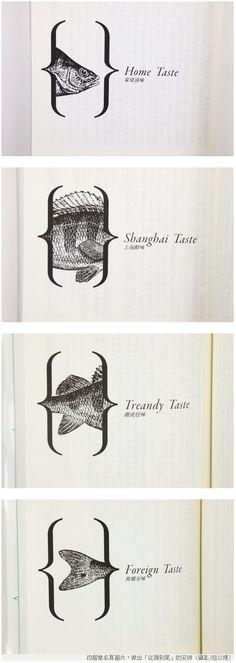 """魚從頭吃起 Según el traductor de google aquí dice """"peces comen algo desde cero"""". Si alguien aporta una mejor, agradecida estaré :)"""