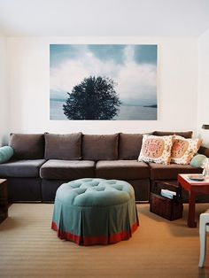 Brown Couch Design, Pictures, Remodel, Decor and Ideas