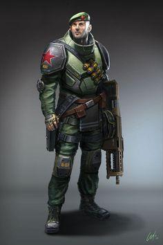 Sino-Soviet Republic soldier