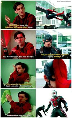 Marvel Memes and Tom Holland being cute and stuff…. and yeah – Shōto Todoroki Marvel Memes and Tom Holland being cute and stuff…. and yeah Marvel Memes and Tom Holland being cute and stuff…. and yeah. Marvel Avengers, Avengers Humor, Marvel Jokes, Marvel Comics, Funny Marvel Memes, Dc Memes, Marvel Heroes, Marvel Civil War, Funny Movie Memes