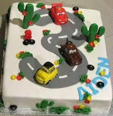 will lightning mcqueen birthday cake - Google Search