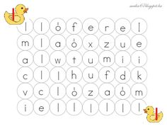 Betűlabirintus: b, gy, cs Abc For Kids, Toddler Preschool, Diagram, Lettering, Teaching, Activities, Fun, November, Study