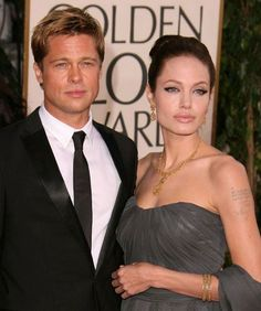 Brad Pitt and Angelina Jolie are both left handed