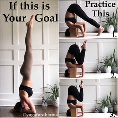 Working on headstand but don't want to hurt your neck? Read below 👇👇 This is one of the most beneficial postures when done correctly, but…