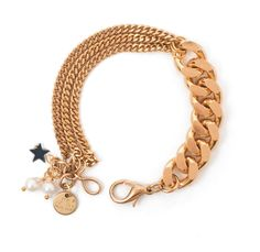 My Star Armband N°2 Rotgold by LeChatVIVI BERLIN®