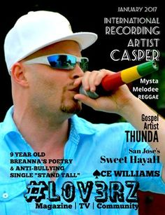 #LOV3RZ Magazine: #LOV3RZ Independent Magazine January - 1 Year Anniversary Edition! , $21.00 from MagCloud