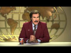 Watch: Anchorman Ron Burgundy just doesn't get Doctor Who