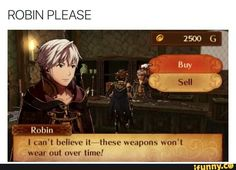 Fire Emblem: If/Fates - Robin