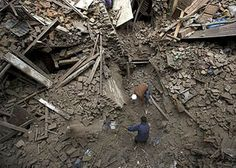 Nepal Earthquake 2015 : Together we can rebuild -