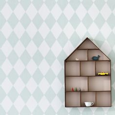 The perfect shelf to display small toys, trinkets and memorabilia!