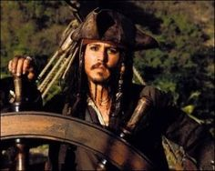 Pirates of the Caribbean - Captain Jack Sparrow and the Black Pearl