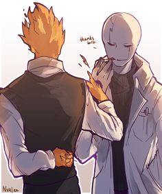Welcome to Grillby's