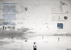 The winning entries have been announced in the second edition of the innatur ideas competition. Organized by Spanish architecture platform Famous Architecture, Architecture Panel, Architecture Graphics, Architecture Drawings, Architecture Details, Landscape Architecture, Spanish Architecture, Architecture Portfolio, Project Presentation