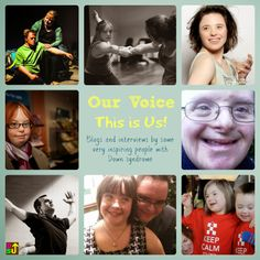 Downs Side Up: We have Down's Syndrome. Gently changing perceptions of Down syndrome from within hearts… Down Syndrome People, Down Syndrome Kids, Down Syndrome Awareness Month, Inclusive Education, Special Olympics, Great Stories, Occupational Therapy, Special Needs, The Voice