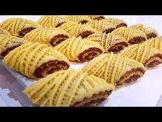 НОВИНКА!😱Я САМА В ШОКЕ ОТ РЕЗУЛЬТАТА ЭТОЙ ВЫПЕЧКИ!ВЕК ЖИВИ-ВЕК УЧИСЬ!САМАЯ НЕОБЫЧНАЯ ВКУСНЯТИНА КЧАЮ - YouTube Cake Mix Cookie Recipes, Cake Mix Cookies, Dessert Recipes, Butter Pound Cake, Biscuit Recipe, Sweet Bread, Creative Food, Baked Goods, Good Food