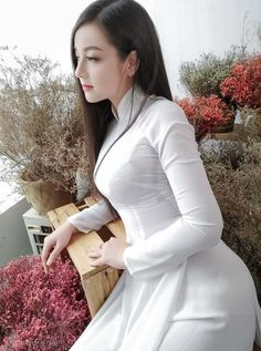Watch Cam porn videos for free, Visit to watch Ao Dai, Vietnam Costume, Vietnam Girl, Vietnamese Dress, Vietnamese Traditional Dress, Cute Asian Girls, Beautiful Asian Women, Looks Style, Traditional Dresses