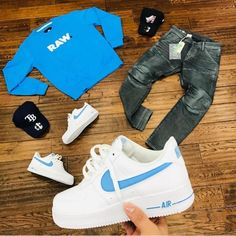 Stylish Sneakers You Can Wear Without Socks Cute Nike Outfits, Teen Swag Outfits, Dope Outfits For Guys, Stylish Mens Outfits, Girl Outfits, Casual Outfits, Hype Clothing, Mens Clothing Styles, Black Men Street Fashion