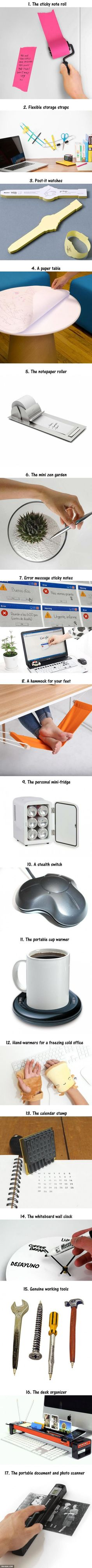 17 incredible office gadgets that will add joy to your workday - 9GAG