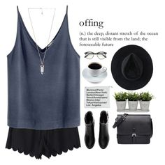 """""""Untitled #153"""" by neptune-estate ❤ liked on Polyvore featuring Amber Sceats, H&M, Ryan Roche, Prada and Torre & Tagus"""