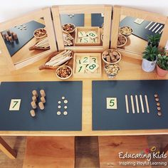 Using Math Games to Enhance Learning Numeracy Activities, Literacy And Numeracy, Nursery Activities, Preschool Learning, Kindergarten Classroom, Activities For Kids, Early Learning, Early Years Classroom, Play Based Learning