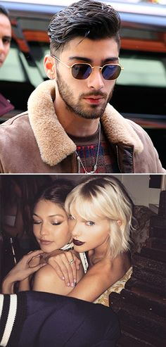 Zayn Malik snaps back when asked if he was 'nervous' around Taylor Swift...