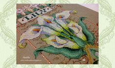Island fun handmade sampler .: 35064 Dimensions ,, ,, Lilia