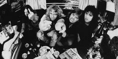 Metallica when they were raw and dangerous...now they're a bunch of rich old men sans Cliff Burton.