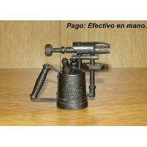 Sacapuntas Soplete, Adorno,miniatura, Fdo.en España.