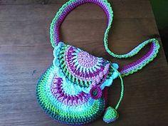 Detské tašky - Jahôdková kabelôčka :) - 5444191_
