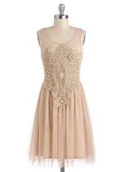 Bohemian Belle Dress, #ModCloth