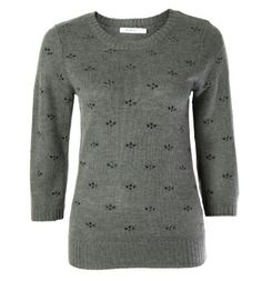 jewelled pullover