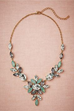 product | Skyfall Necklace from BHLDN