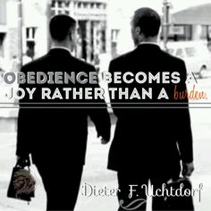 Obedience Lds Missionary Quotes, Missionary Mom, Sister Missionaries, Mormon Quotes, Lds Quotes, Biblical Quotes, Inspirational Quotes, Missionary Homecoming, Lds Memes