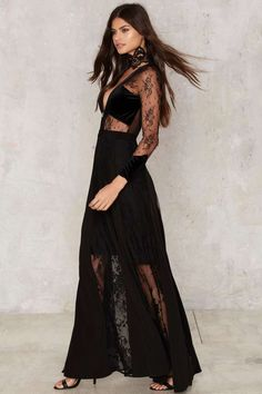 Glamorous Meshed Up Maxi Skirt | Shop Clothes at Nasty Gal!