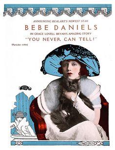 bebe daniels 1920 | Flickr - Photo Sharing!