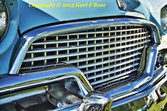 1950+Studebaker+grille+in+HDR