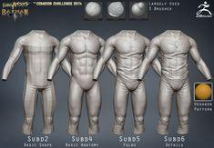 Comicon Challenge 2014 Batman - Page 2