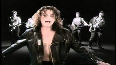 INXS - Need You Tonight/Mediate Official Music Video