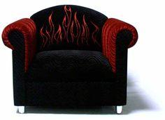Flame Chair