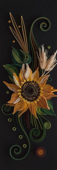 Sunflower  http://nelika-neli.blogspot.ca/