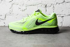 "Nike Air Max 2014 ""Black/Volt"" 