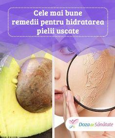 Cele mai bune remedii pentru hidratarea pielii uscate. Tegumentul juscat este o problemă foarte frecventă, ce apare mai ales în anotimpul rece. Din fericire, avem în casă numeroase ingrediente din care putem prepara remedii pentru hidratarea pielii uscate. Cosmetics, Fruit, Health, Face, Plant, Health Care, Healthy, Faces, Facial