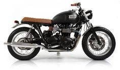 Triumph Bonneville CRD # 24 / Charges for other clients / motorcycles / Home - Dreams Cafe Racer