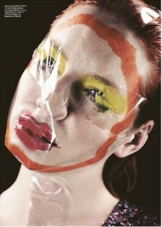 "showstudio: "" Make up by Isamaya French. Makeup Art, Beauty Makeup, Hair Makeup, Portrait Photography, Fashion Photography, Beauty Shoot, French Photographers, Creative Portraits, Creative Makeup"