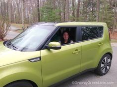 Car Review: Behind the Wheel of a Kia Soul http://groovygreenlivin.com/behind-the-wheel-of-a-kia-soul/