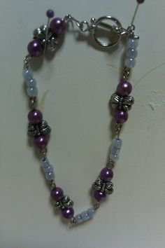 Matching butterfly bracelet $10 (necklace and bracelet 23)