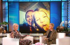 Pink Tells Ellen DeGeneres That Daughter Willow Is Wild, Swears - Us Weekly