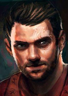 Logan Snyde... Archer, scout, spy